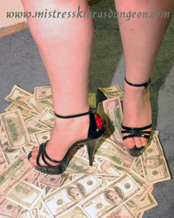 Blackmail Mistress Kiara